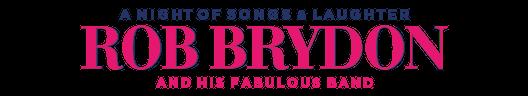 Rob Brydon Live logo